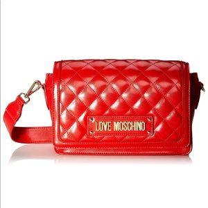 Love Moschino Borsa Quilted Nappa Pu Crossbody Bag